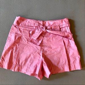 J CREW factory tie waist shorts, 10